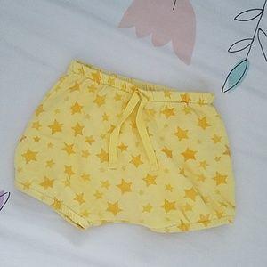 Zara star shorts